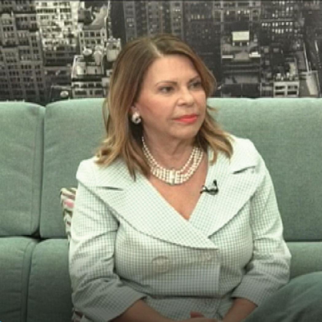 Cristina en Revista Semanal